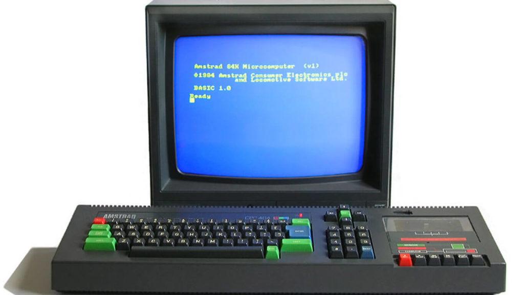 Amstrad-CPC464