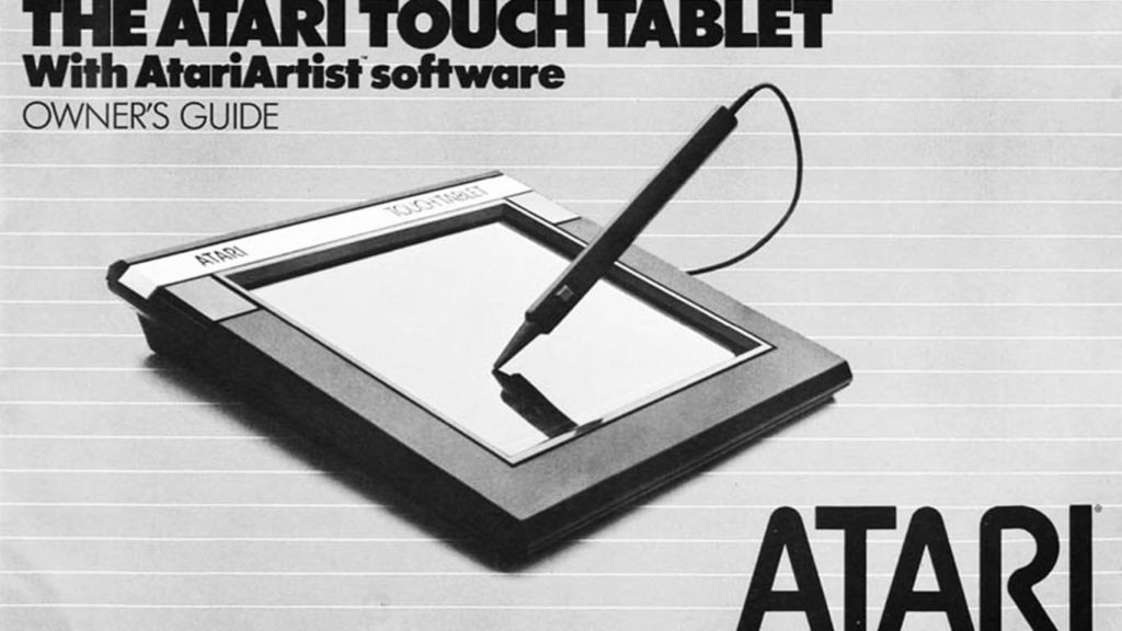 Atari-Touch-Tablet