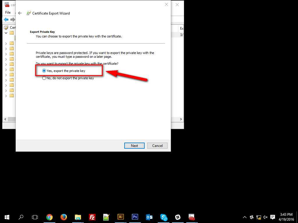How To Encrypt Data in Windows 10 -10
