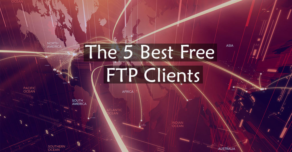 5 best ftp clients