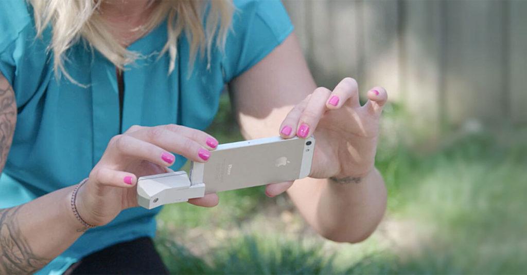 Bevel-Mobile Gadget