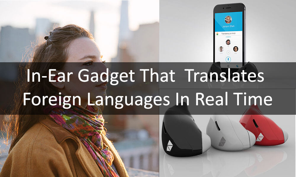 Real Time Language Translator