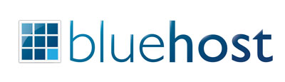 Blue Host Logo