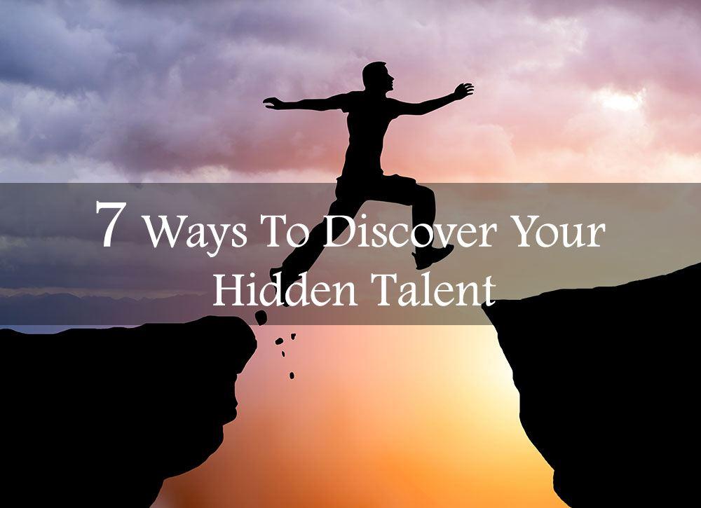 Discover Hidden Talent