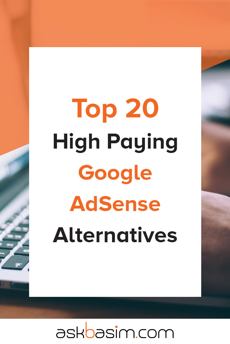 Top-20-High-Paying-Google-AdSense-Alternatives